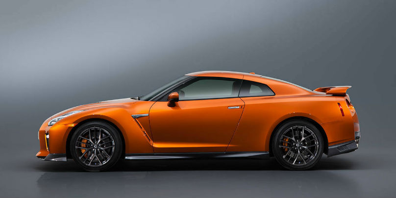 Canadian pricing for 2017 Nissan GT-R Premium