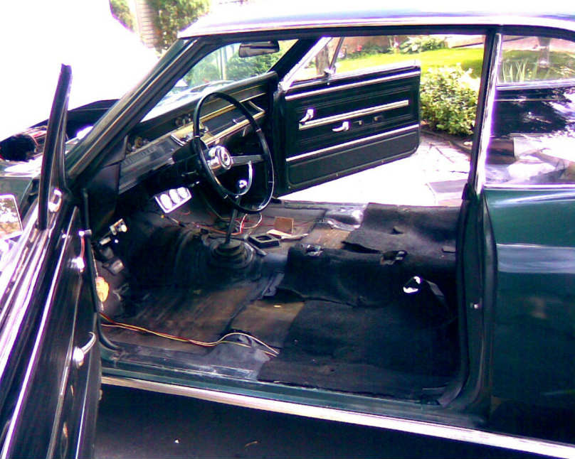 Eye Candy: 66 Chevelle Malibu gave me love of my life, fright of my life