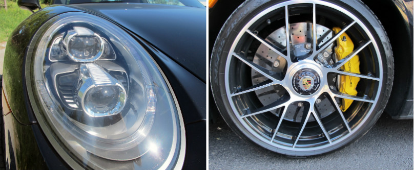 turbo s headlights