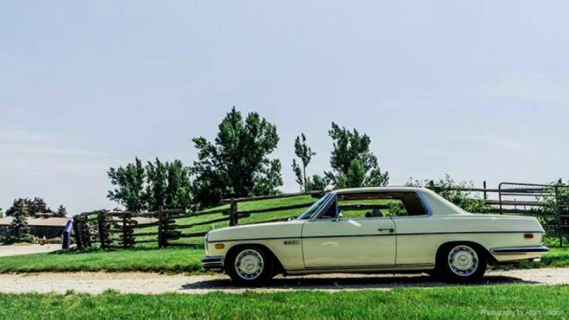 Eye Candy: Near-mint '71 Mercedes fulfilled teenage fantasy