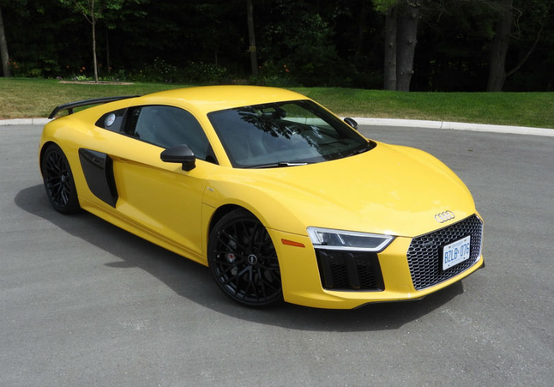 Audi R8 is a true modern supercar
