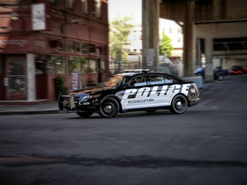 Ford Ecoboost: Quickest Accelerating Police Pursuit Vehicle