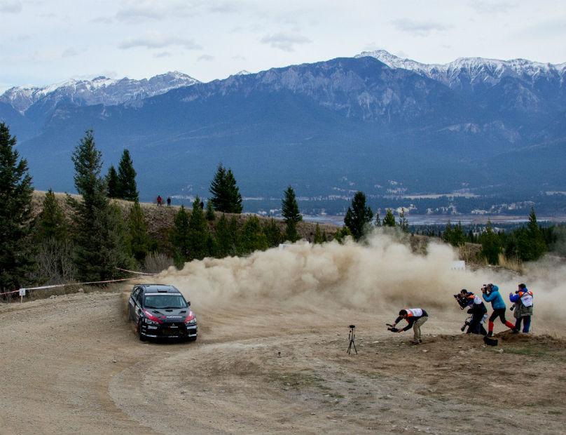 Canadian Rally Championship: Racing to make Canadian history