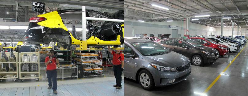 Kia unveils new plant, 2017 Forte