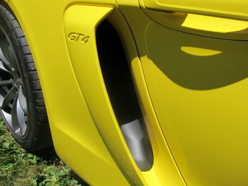 Cayman GT4 plumbs Porsches' roots