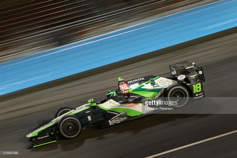 HONDA INDY SUNDAY: 30 years later, Dale Coyne's still running race-to-race