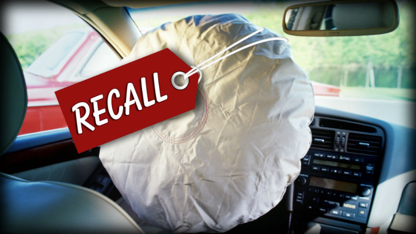 Takata Airbags Recall Intensifies
