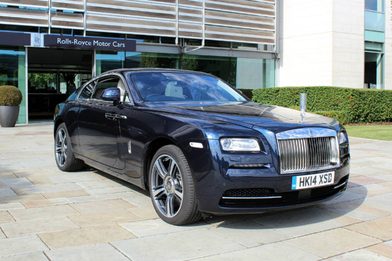 Touring Rolls-Royce's luxury factory