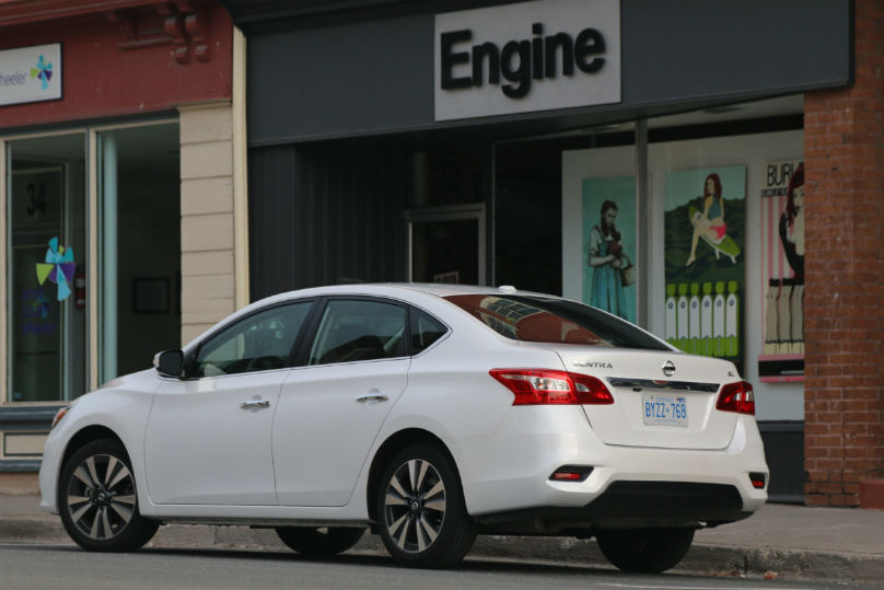 Review: Nissan Sentra a sensible solution