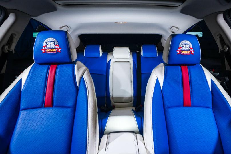 Honda Shows Sonic Civic At Comic Con Wheels Ca