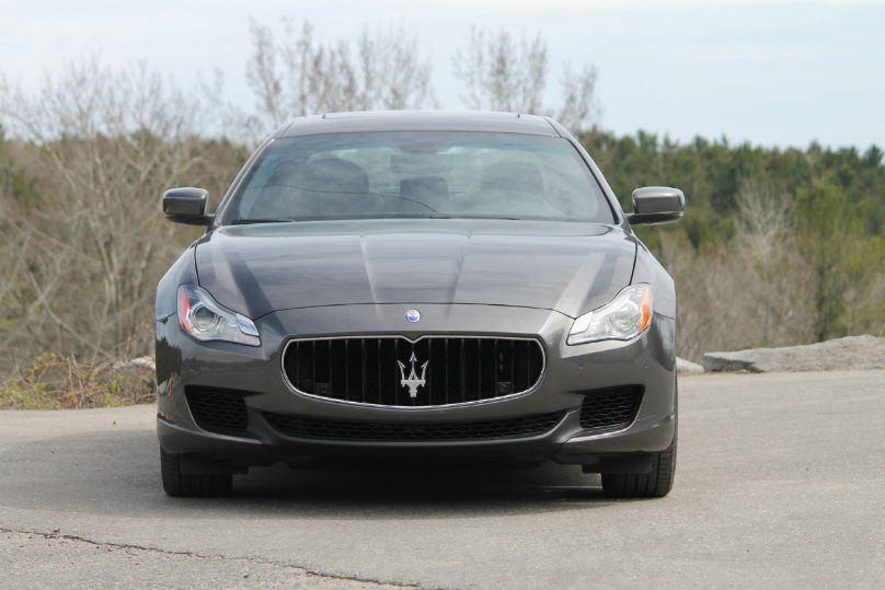 Quattroporte offers Italian flair for the whole family
