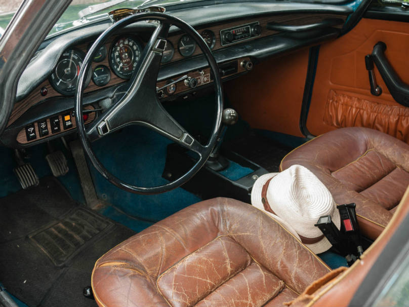 Eye Candy: My stylish midlife crisis — a 1973 Volvo P1800