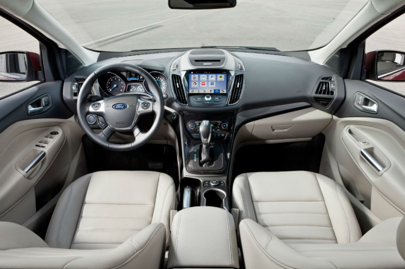Ford bolsters SYNC 3 in 2017