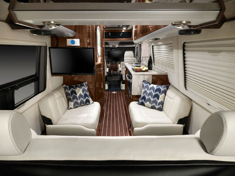 5 Super luxurious motor homes for your next adventure