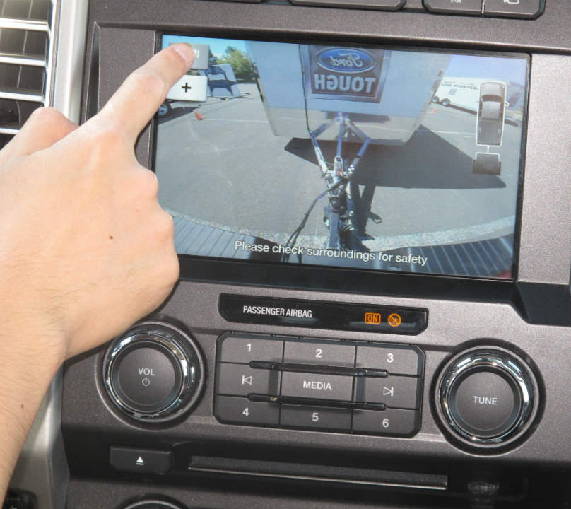 Ford Super Duty features leading edge technology