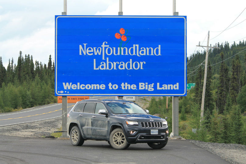 Road trip to the extreme in Newfoundland-Labrador