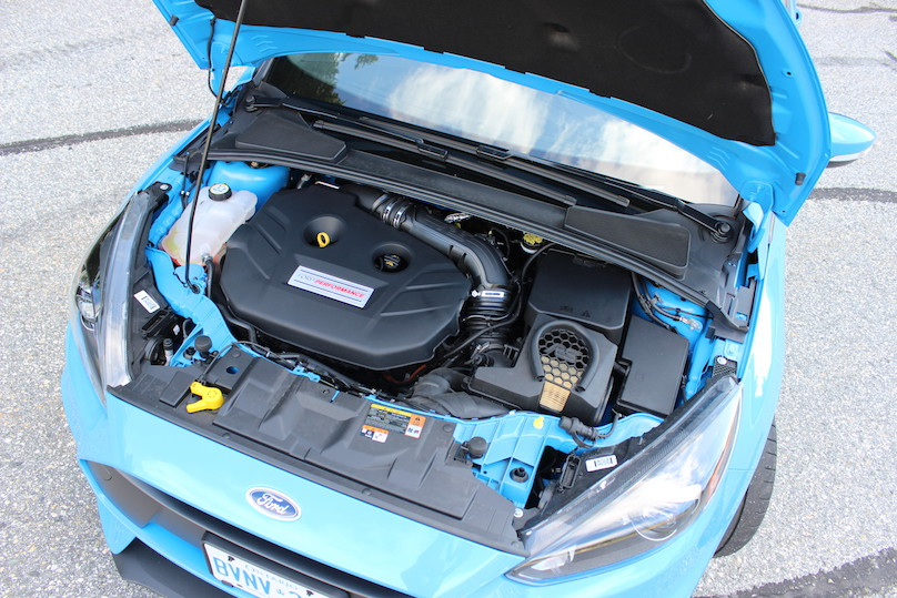 focus rs engine 2.3