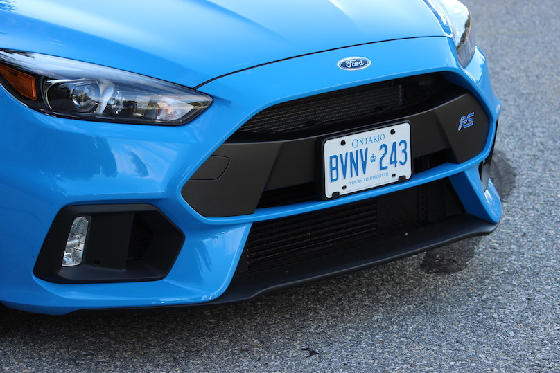 focus rs front