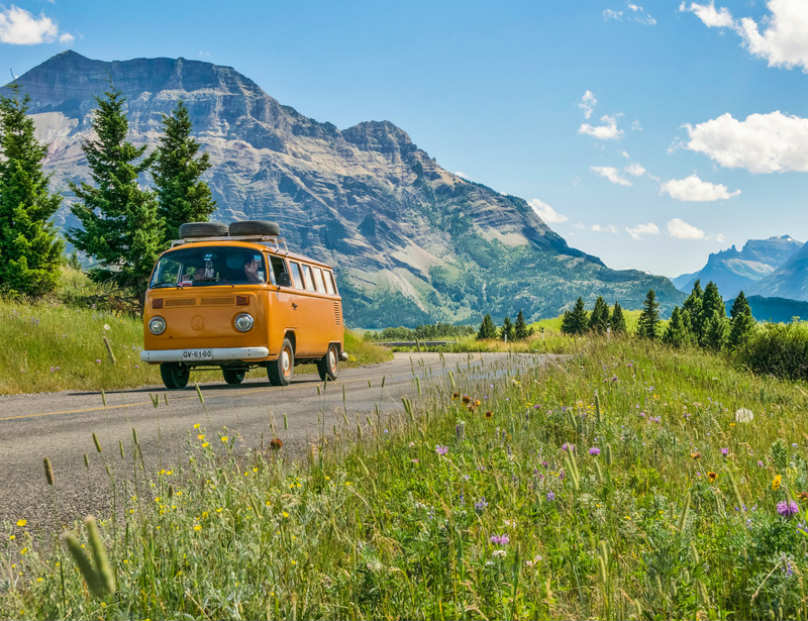 The Best RV Destinations in Canada