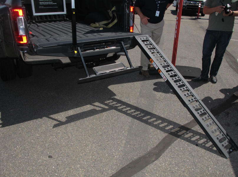 Ford Super Duty raises the towing bar