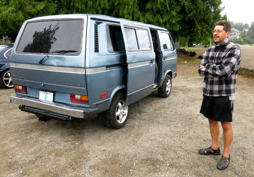 Eye Candy: Vantasia Fugue in a major key ('86 Vanagon)