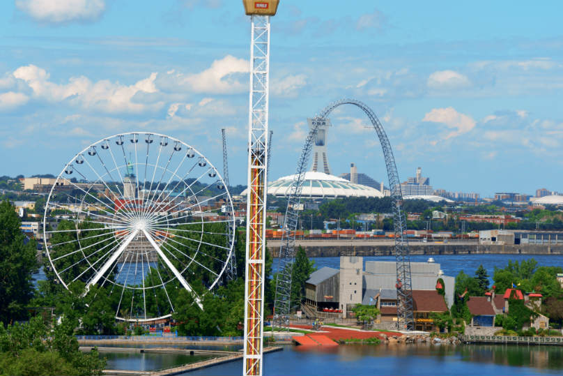 A Guide To Canada's Best Amusement Parks