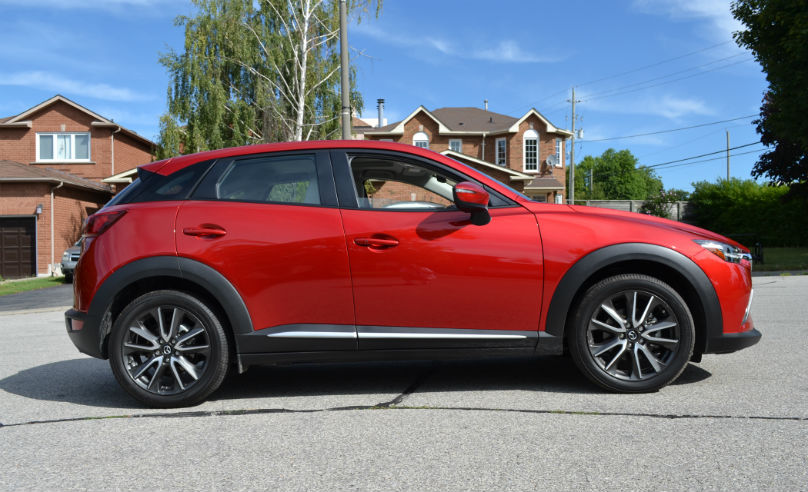 Mazda builds compact CUV the right way