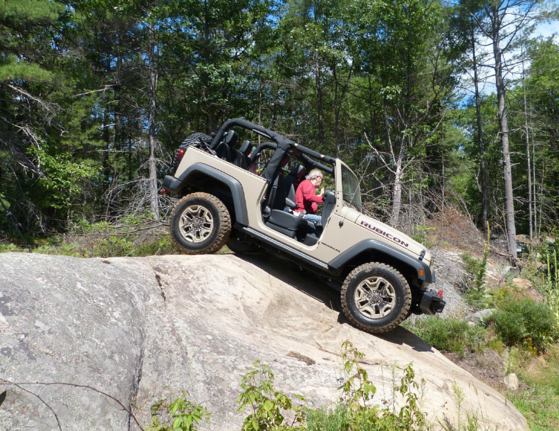 Jeep celebrates 75 years
