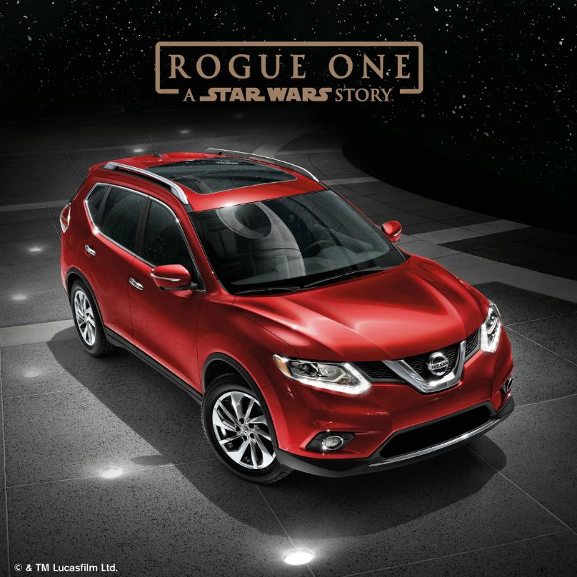 Nissan helps launch next Star Wars movie