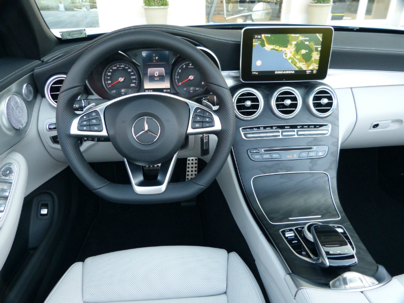 2017 Mercedes-Benz C-Class Cabriolet feels like living the dream