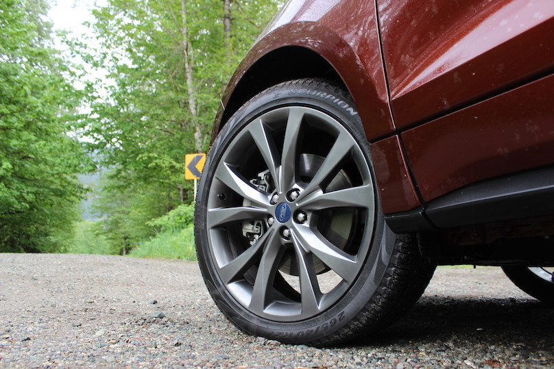 Ford Edge wheels