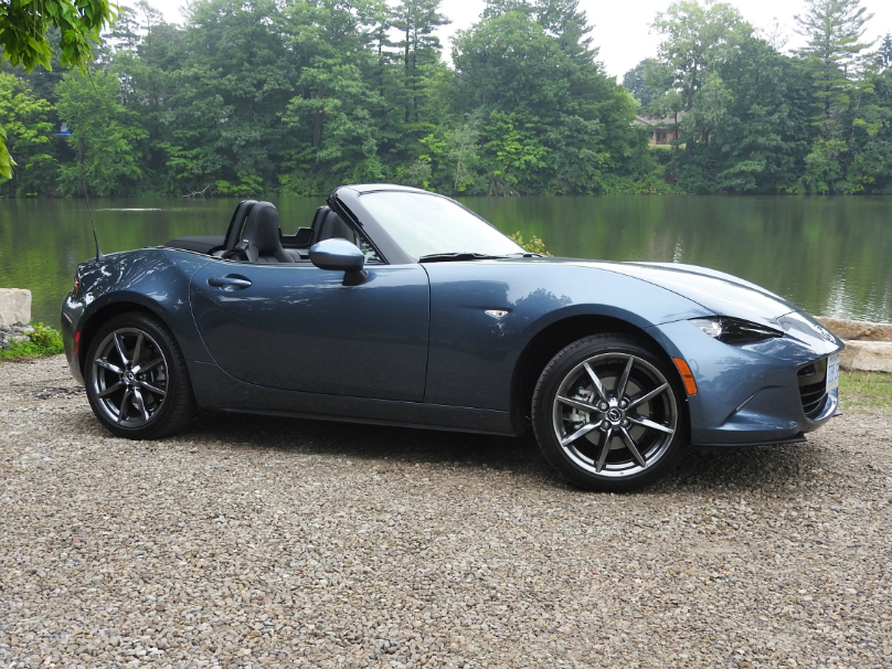 Mazda MX-5— the ultimate affordable sportscar