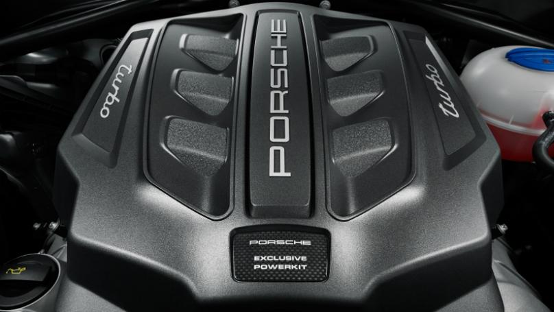 Porsche Macan Turbo ups performance