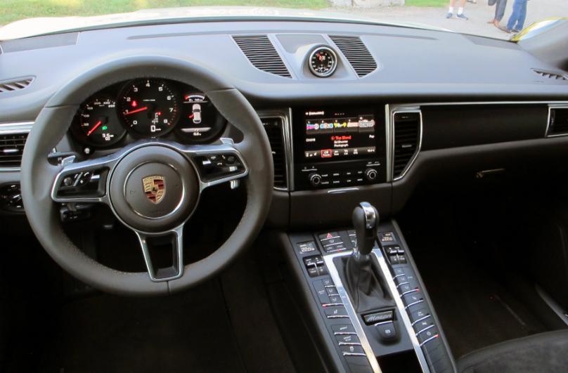 Base Macan produces an affordable Porsche