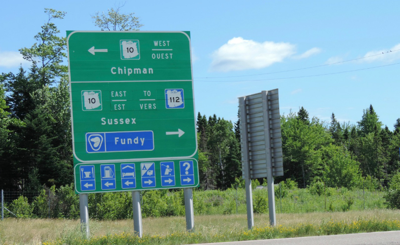 A Road Trip Through New Brunswick - Fundy National Park