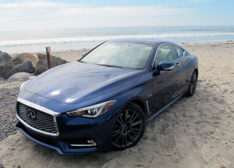 2017 Infiniti Q60 has a lot to offer.