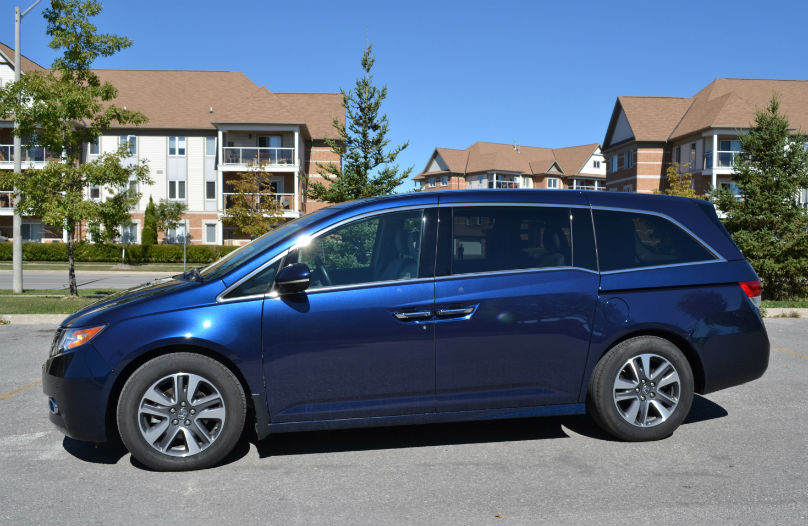 Any Odyssey would be fun with this Honda minivan