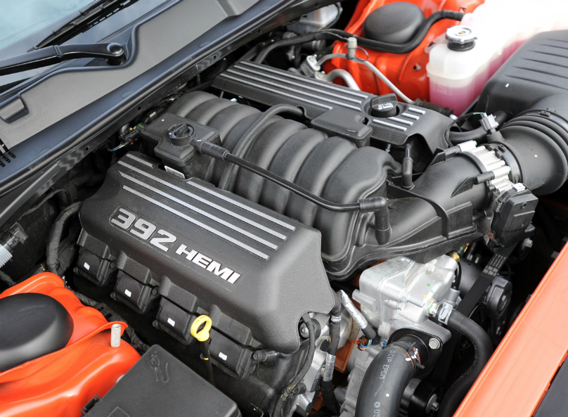 6.4-litre HEMI V8