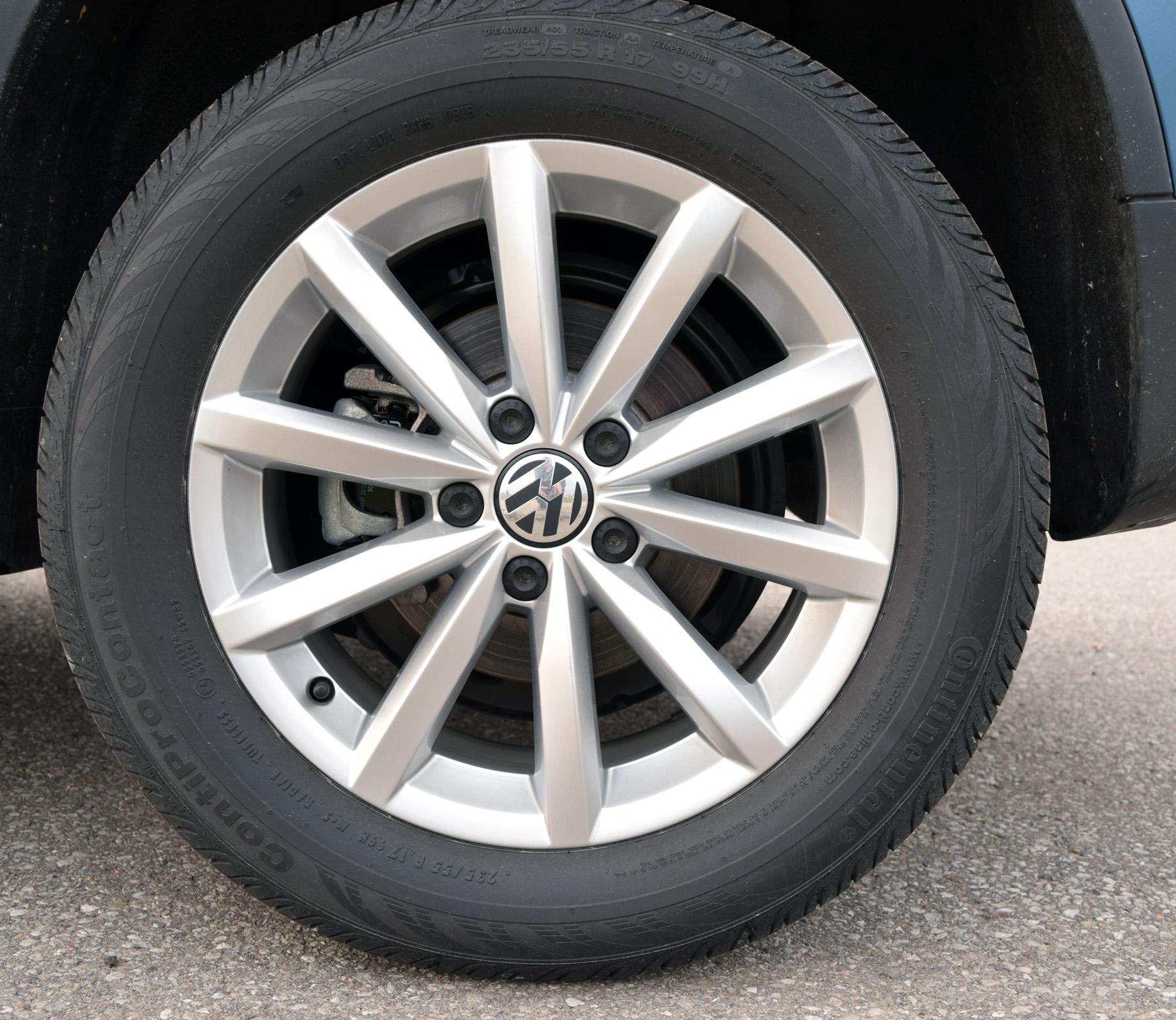 Tiguan Offers Plenty Of Surprises Wheels Ca