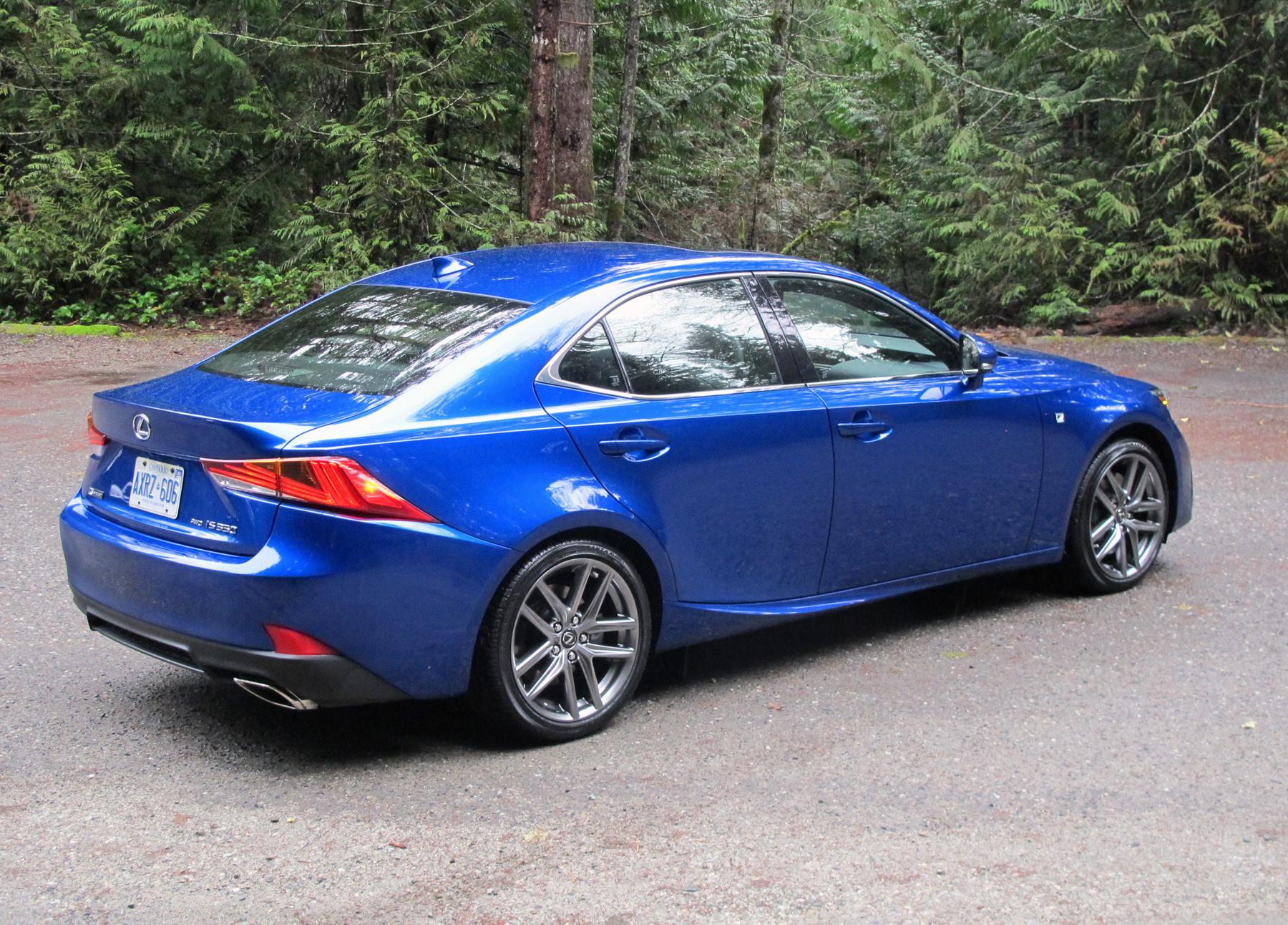 Lexus IF 350 AWD