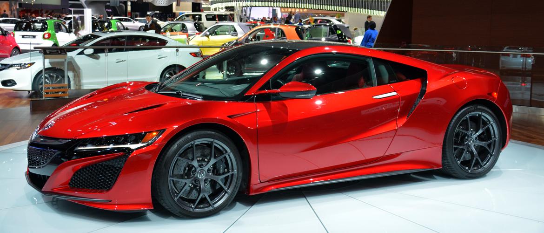 Acura NSX Detroit