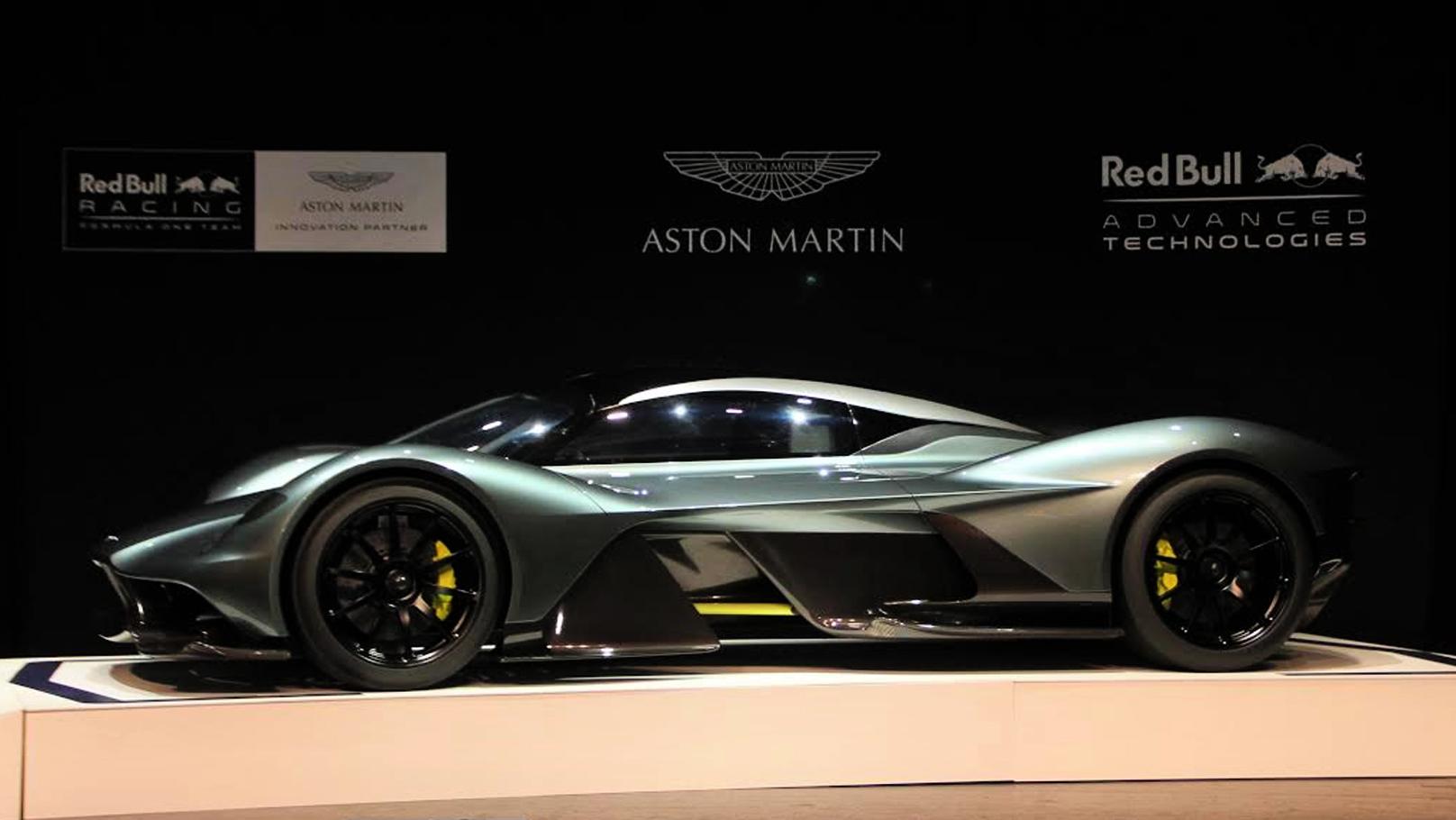 Aston martin toronto