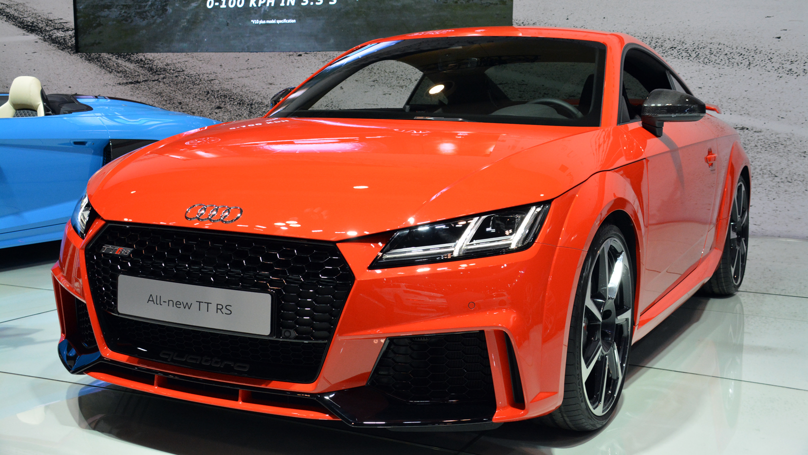 2017 canadian international auto show audi tt rs