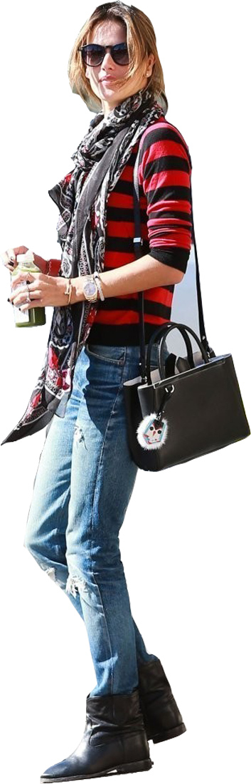 4acf4529f7a Fendi 2Jours Petit Monster-Charm Shopping Tote Bag