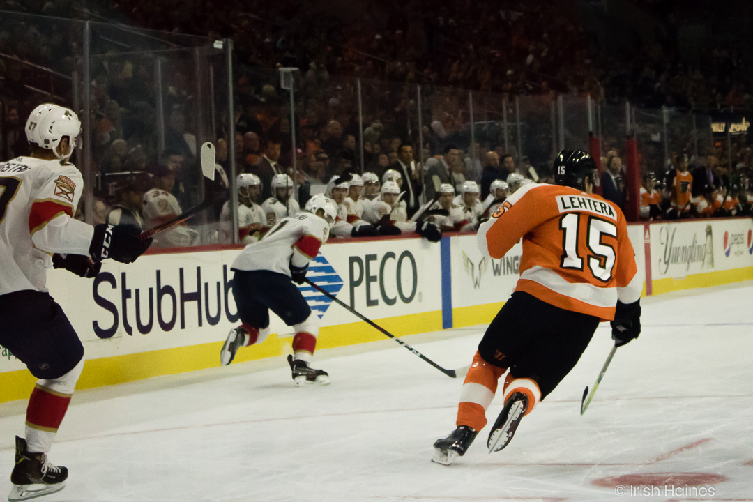 FLYERS vs PANTHERS 10.16-12