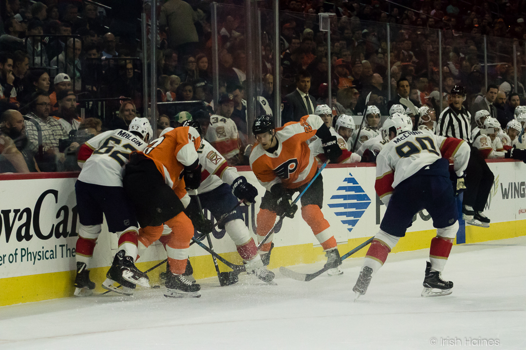 FLYERS vs PANTHERS 10.16-24