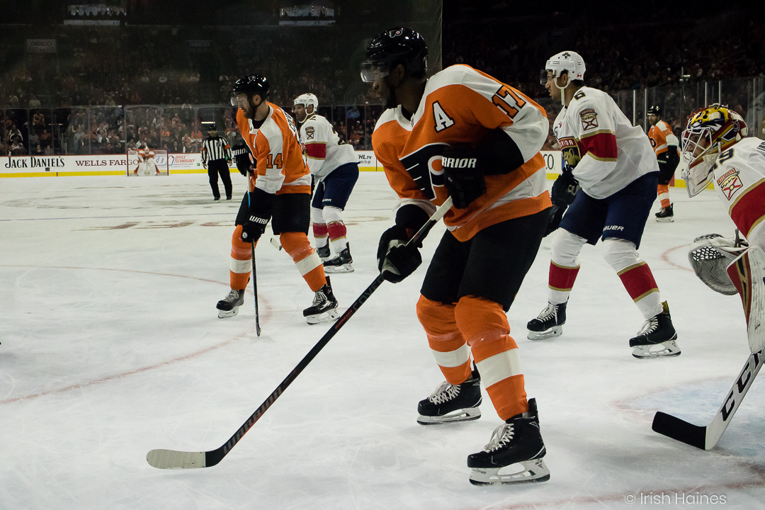FLYERS vs PANTHERS 10.16-21