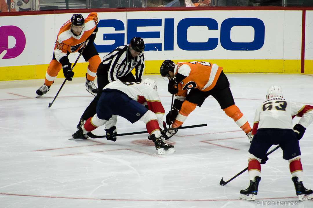 FLYERS vs PANTHERS 10.16-28