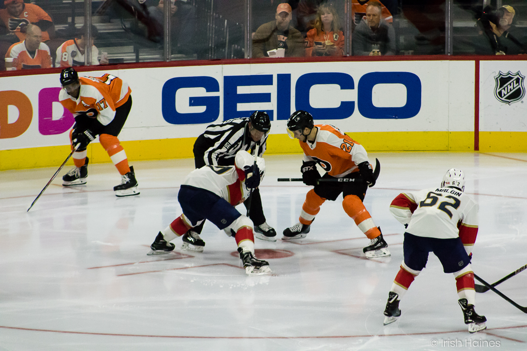 FLYERS vs PANTHERS 10.16-26