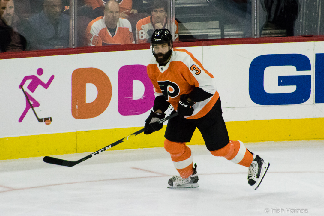 FLYERS vs PANTHERS 10.16-29